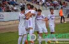 El Real Jaén sentencia a El Palo FC con un inicio de partido brillante