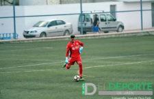 Samu Urbano renueva una temporada más con el Linares Deportivo