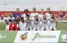 Derrota del equipo de Raquel Pinel. Foto: La Liga.