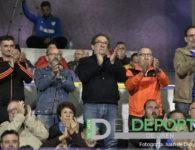 La afición en La Victoria (Real Jaén CF – Atlético Malagueño)