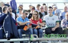 La afición en La Juventud (Atlético Mancha Real – Real Jaén CF)