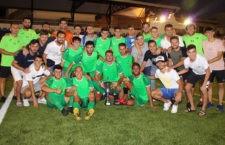 El Antoniano, rival del Porcuna en Copa. Foto: CA Antoniano.