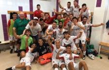 El Porcuna se enfrentará al Club Atlético Antoniano en la ronda previa de la Copa del Rey