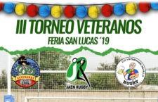 El Jaén Rugby celebra el III Torneo de Veteranos Feria de San Lucas