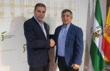 La Administración Provincial, patrocinará la ronda andaluza. Foto: Diputación de Jaén.