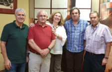 La Federación de Peñas del Real Jaén y Andrés Rodríguez acercan posturas