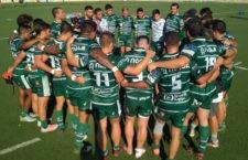 Los jiennenses juegan fuera de casa. Foto: Jaén Rugby.