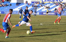El Linares Deportivo firma siete jornadas invicto al ganar ante el Poli Almería