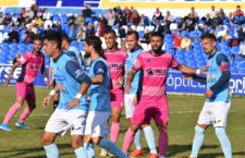 El Ejido 2012 acaba con el récord de imbatibilidad del Linares Deportivo