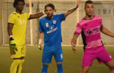 Chendo da la victoria al Linares Deportivo contra El Palo