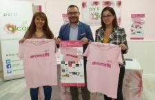 """La novena marcha solidaria de Ajicam volverá a proyectar """"energía positiva"""" en la lucha contra el cáncer de mama"""