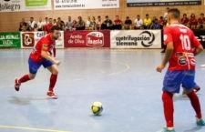 Goleada del Mengíbar FS al Colo Colo Zaragoza