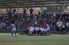 Cáceres visita Las Lagunillas. Foto: Jaén Rugby.