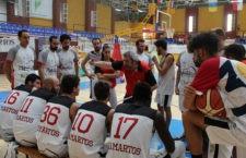 Comienza la Liga EBA. Foto: FAB Jaén.
