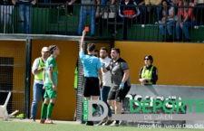 Tres partidos de sanción para Pedro Bolaños