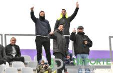 La afición en La Victoria (Real Jaén CF – Poli Almería)