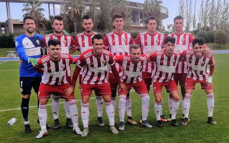 Once inicial del Almería B