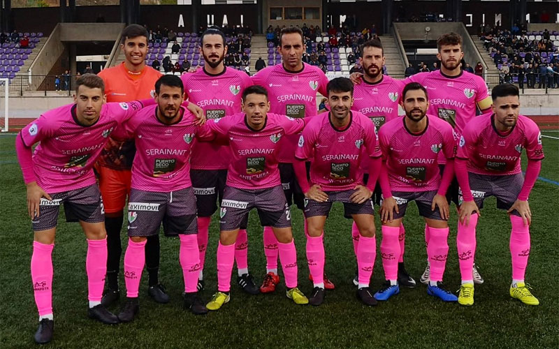 Once inicial del Antequera CF