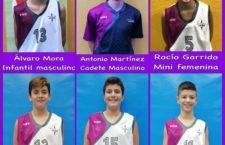 Las preselecciones andaluzas cuentan con el baloncesto jiennense