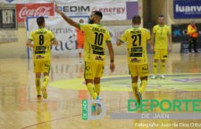 Carlitos hace uno de los mejores goles de la 9ª jornada de la LNFS