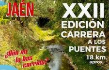 Abierto el plazo de inscripción para la XXII Carrera de los Puentes