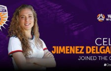 Celia Jiménez, preparada para su aventura australiana