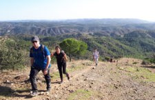 Escalada y senderismo, entre las actividades organidazas por la UJA en la naturaleza