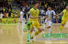 El Jaén FS continúa fiel a su cita con el triunfo en La Salobreja