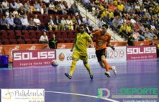 El Jaén FS, obligado a ganar ante un Ribera Navarra enrachado