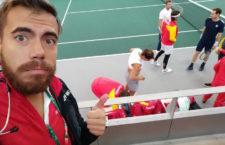 El ubetense Juan Toral, entre los médicos de la Copa Davis