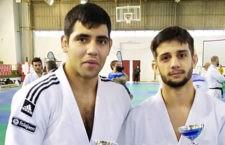 Ordóñez y Romera estarán en el Campeonato de España de judo