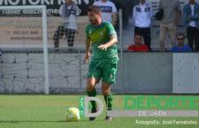 El Atlético Mancha Real anuncia la salida de Pablo Ortiz