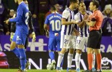 Derrota para el equipo de Moyano. Foto: La Liga.