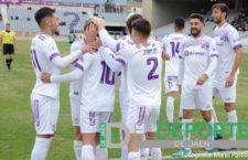 El Real Jaén derrota al Poli Almería y suma su tercera victoria consecutiva