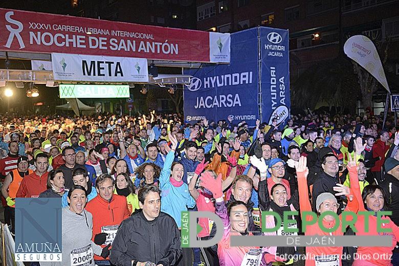 La Carrera de San Antón 2020 pone en marcha una nueva app