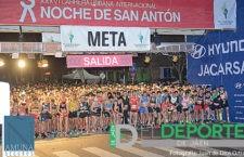 Una Carrera de San Antón que traspasa fronteras