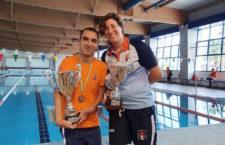 Tajuelo triunfa en el Campeonato de Andalucía de Natación Adaptada