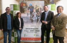 La etapa tendrá 175 kilómetros. Foto: Diputación de Jaén.