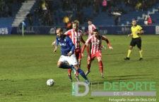 Una remontada del Girona acaba con el sueño de la Copa para el Linares