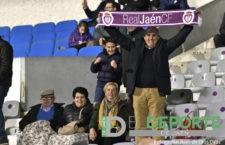 La afición en La Victoria (Real Jaén CF – UD Maracena)