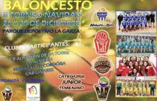 CAB Linares prepara la segunda edición de su Torneo de Navidad