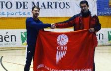 El CB Martos anuncia su nuevo entrenador y el CB Cazorla suma su primer refuerzo