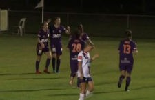 Celia Jiménez debuta con gol en su aventura en la W-League