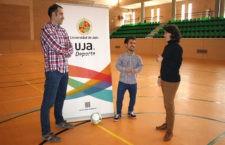 La Universidad de Jaén acogerá dos partidos del equipo nacional. Foto: UJA.