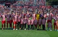 El Girona visita Linarejos. Foto: Girona FC.