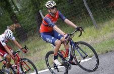 Javi Moreno, un ciclista irreductible entre la cabeza de ratón y la cola de león