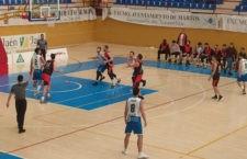 Derbi jiennense en Liga EBA. Foto: FAB Jaén.