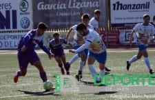 Vuelta a la realidad del Real Jaén con derrota frente al Loja