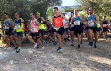 Alberto Casas y Lola Chiclana vencen en el II Campo a Través 'Sierra de Pozo Alcón'