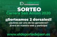 ¡¡Sorteamos 2 dorsales para la Carrera de San Antón 2020!!